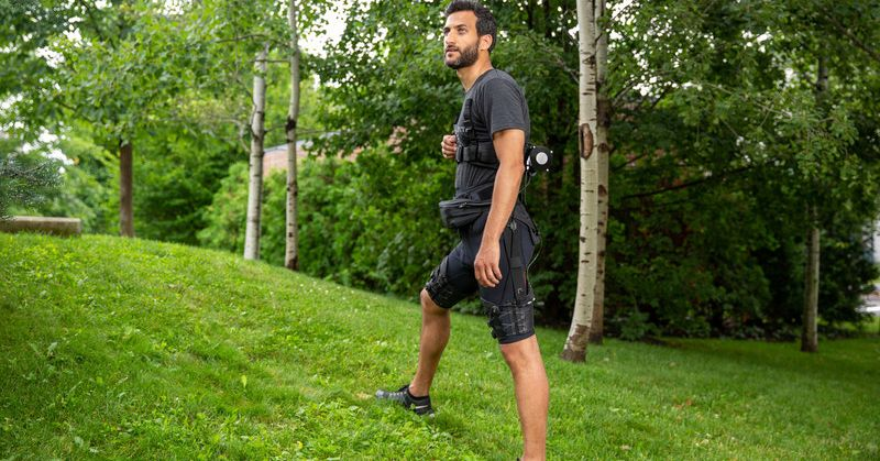 Scientists develop robotic shorts that make it easier to walk and run