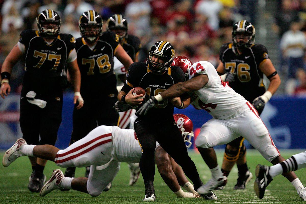 Big 12 Championship - Oklahoma v Missouri