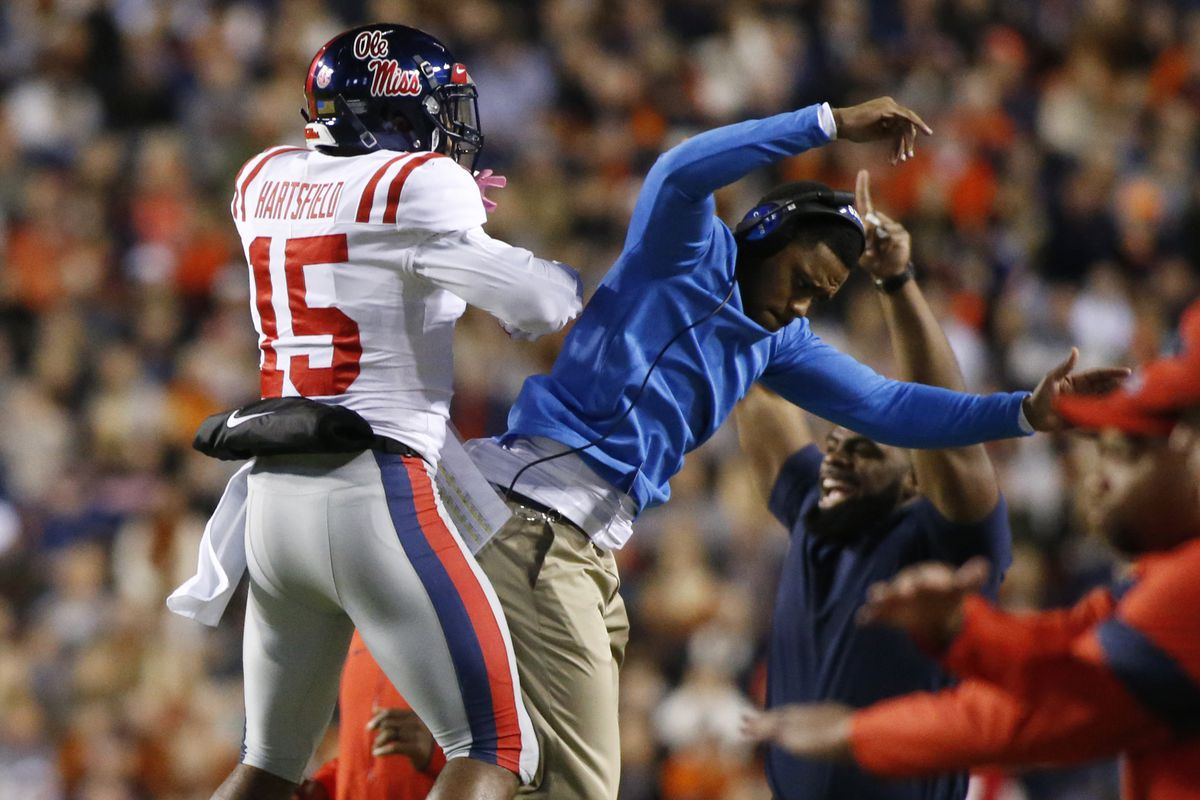 Ole Miss Players And Recruits React To New Powder Blue Uniform Reveal Red Cup Rebellion