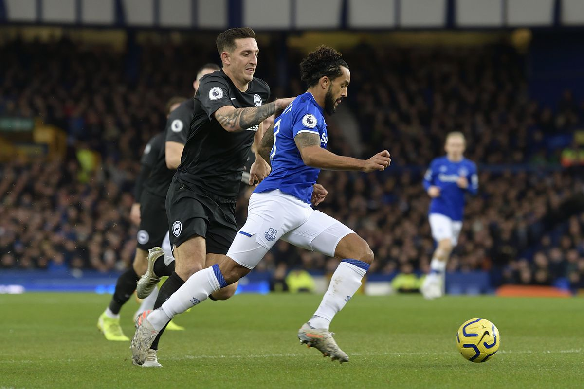 Everton Vs Brighton Live Blog Blues Hold On Royal Blue Mersey
