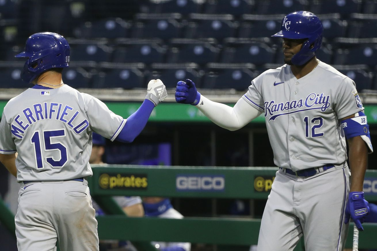 MLB: Kansas City Royals at Pittsburgh Pirates