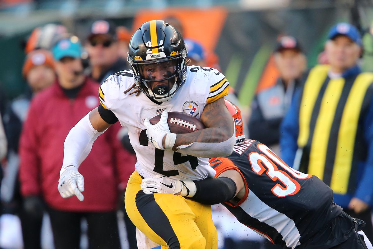 Nfl Playoff Picture Steelers Benny Snell Bud Dupree Push