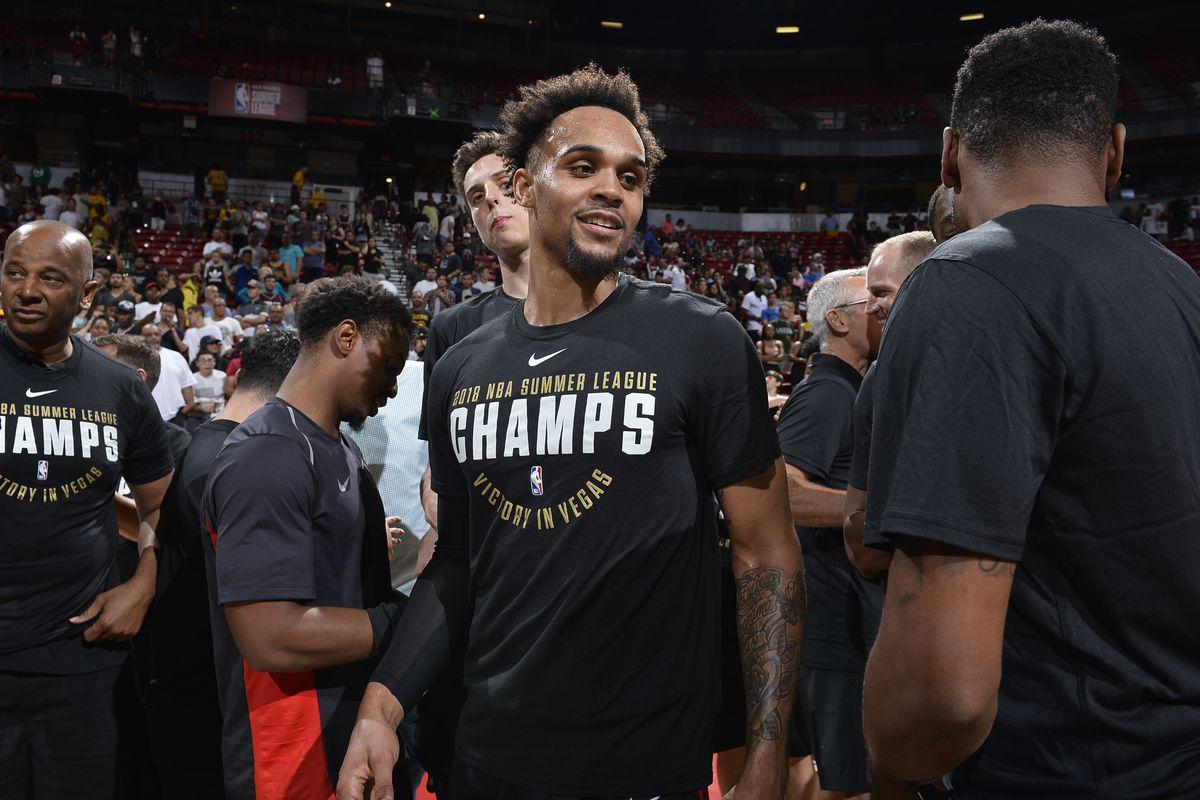 2018 Las Vegas Summer League - Portland Trail Blazers v Los Angeles Lakers