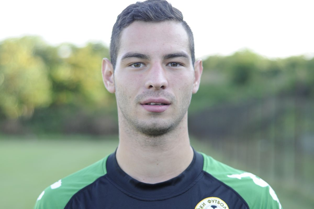 Simeon Slavchev has joined Bolton on loan from Sporting until the end of the season