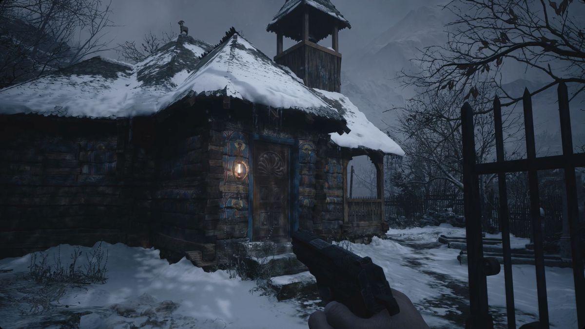 Resident Evil Village walkthrough Church