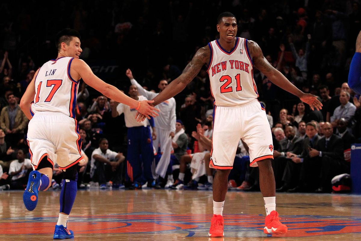 Another of the many backcourt possibilities. (Photo by Chris Trotman/Getty Images)