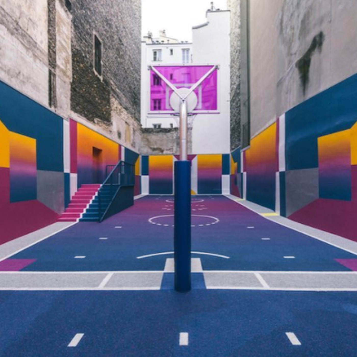 c2a92890a158 This amazing basketball court in Paris is straight out of the future -  SBNation.com