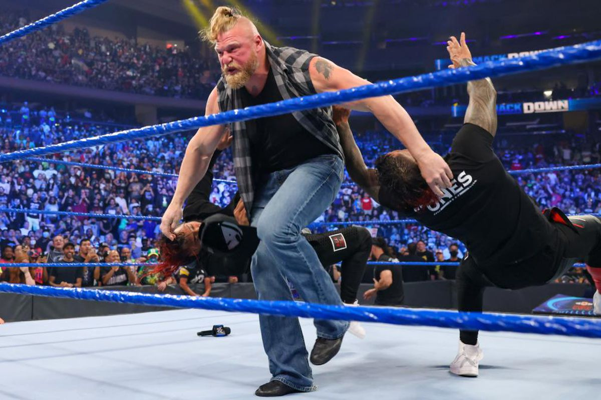 SmackDown's numbers rise again as Rampage continues to find its floor - Cageside Seats