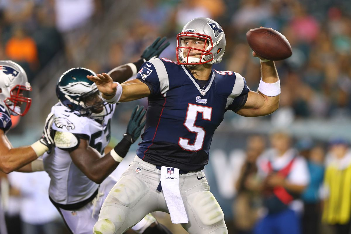 Tebow gets last, best chance with Eagles