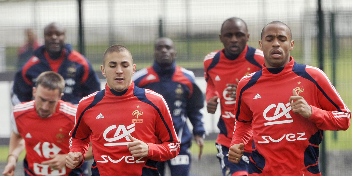 """Thierry Henry: """"Salah is the best in the Premier League, but Benzema is the best in the world"""""""