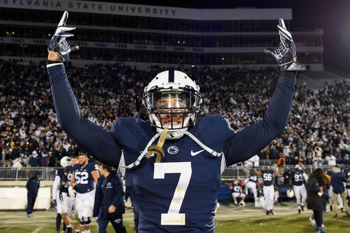 NCAA Football: Michigan State at Penn State