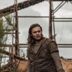 """Douglas Booth is Shem in """"Noah,"""" from Paramount Pictures and Regency Enterprises."""