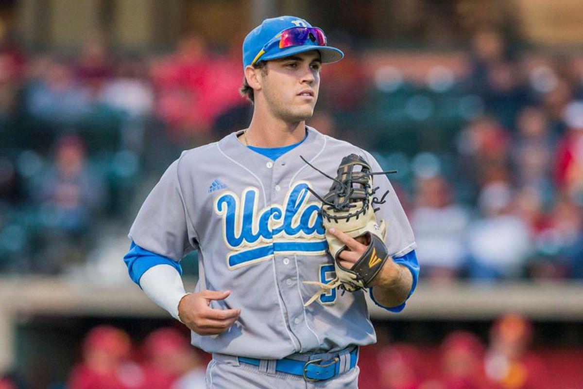 UCLA's Sean Bouchard