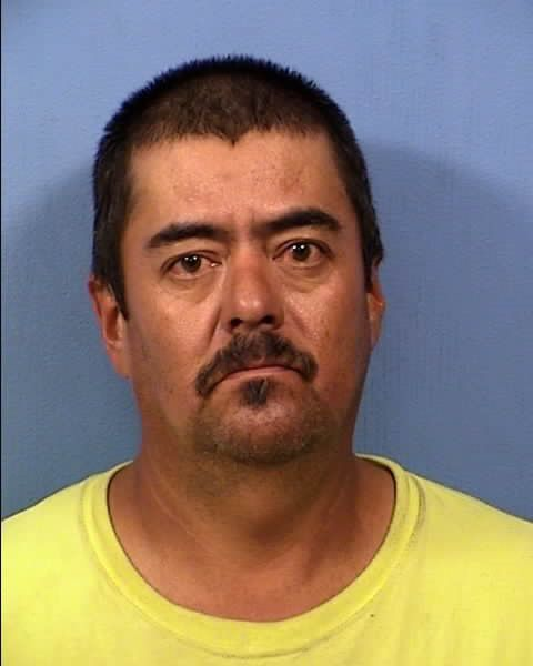 Jose Aguirre pleaded guilty to running over his girlfriend in August 2018.