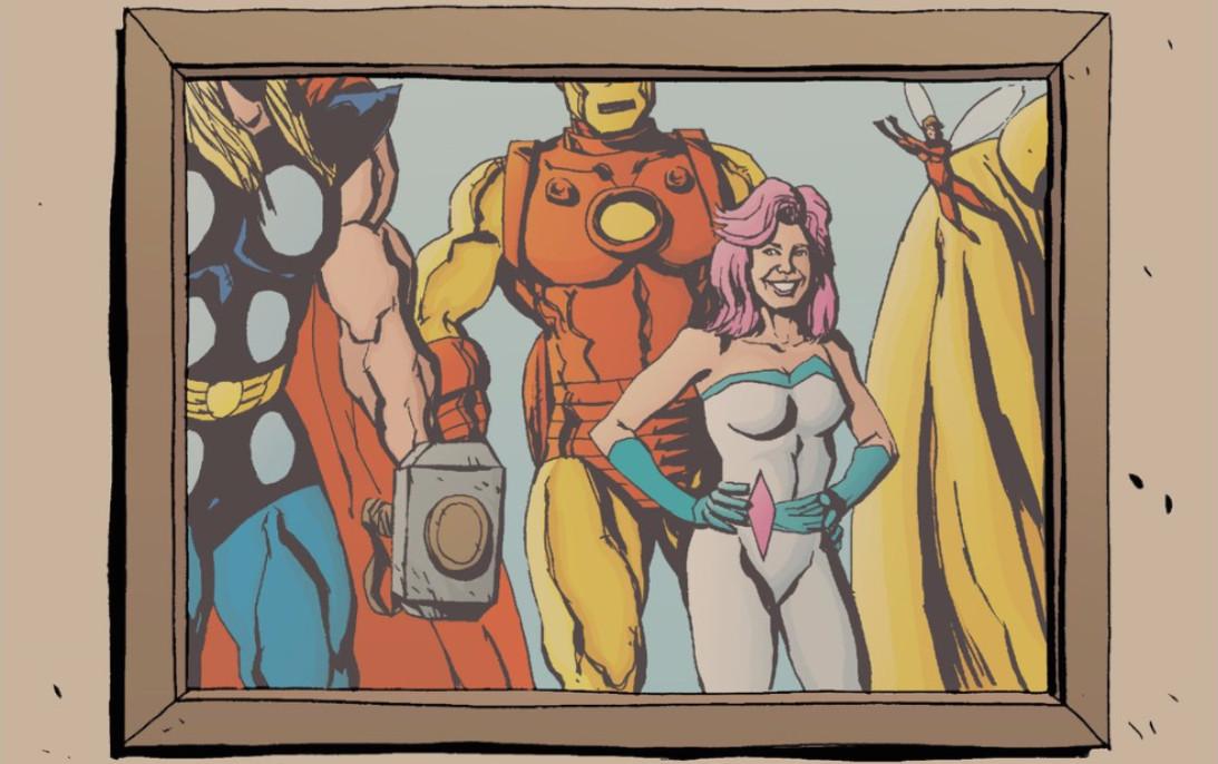 Jessica Jones avengers