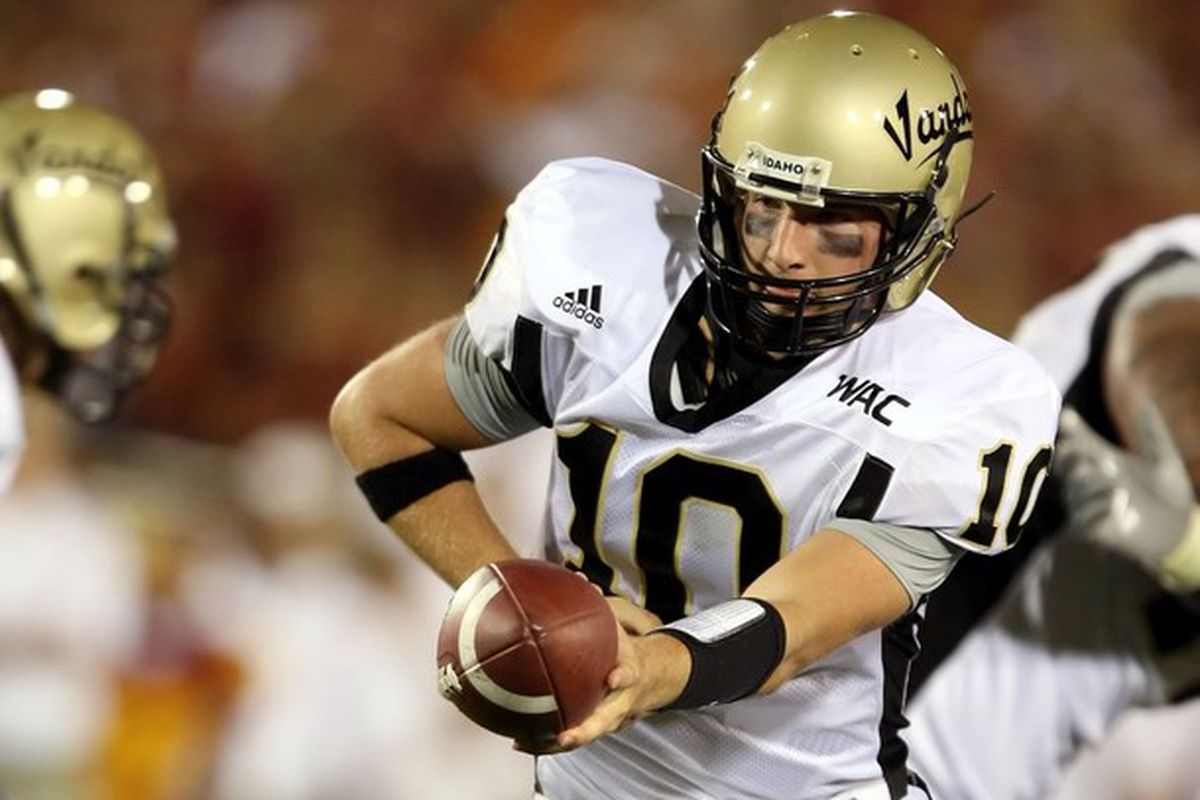 big sale 65e9c 2520b The Idaho Vandals are not terrible, and I don't know how to ...