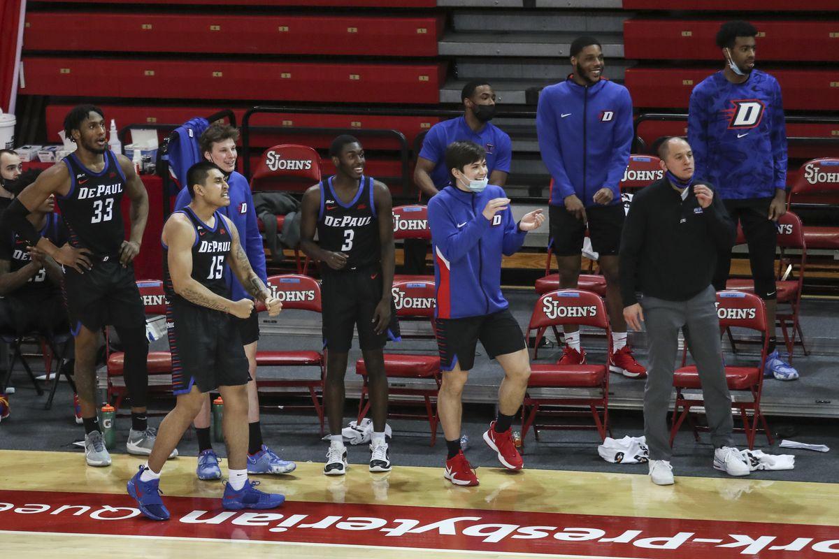 NCAA Basketball: DePaul at St. John