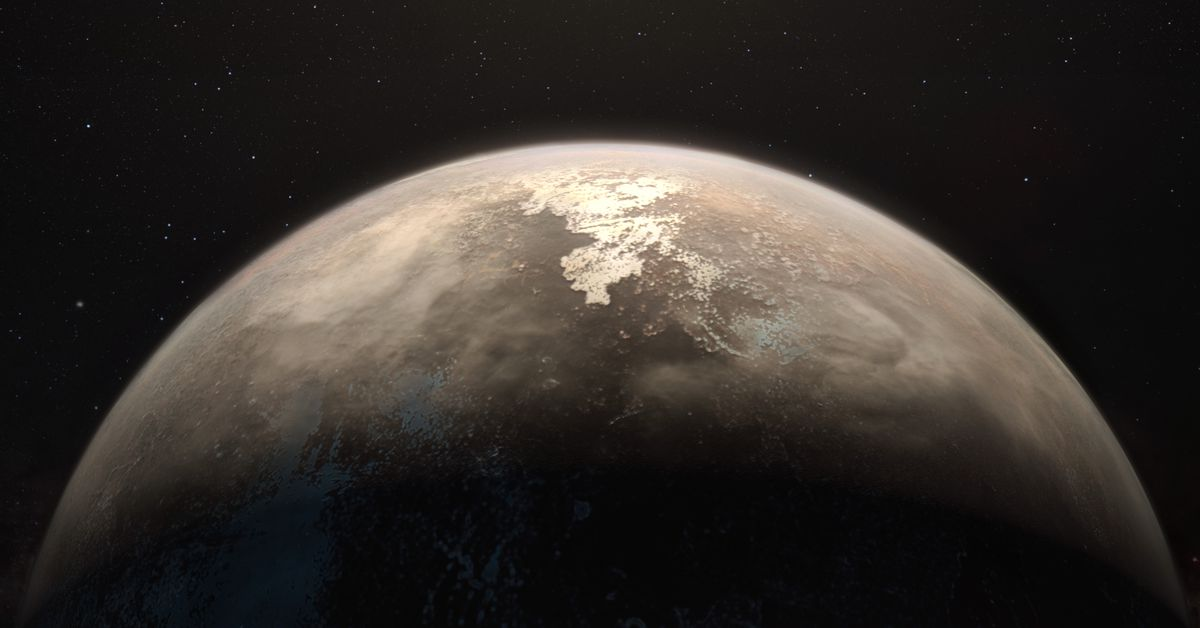 Nearby Earth-sized world may be the best candidate yet in the search for alien life