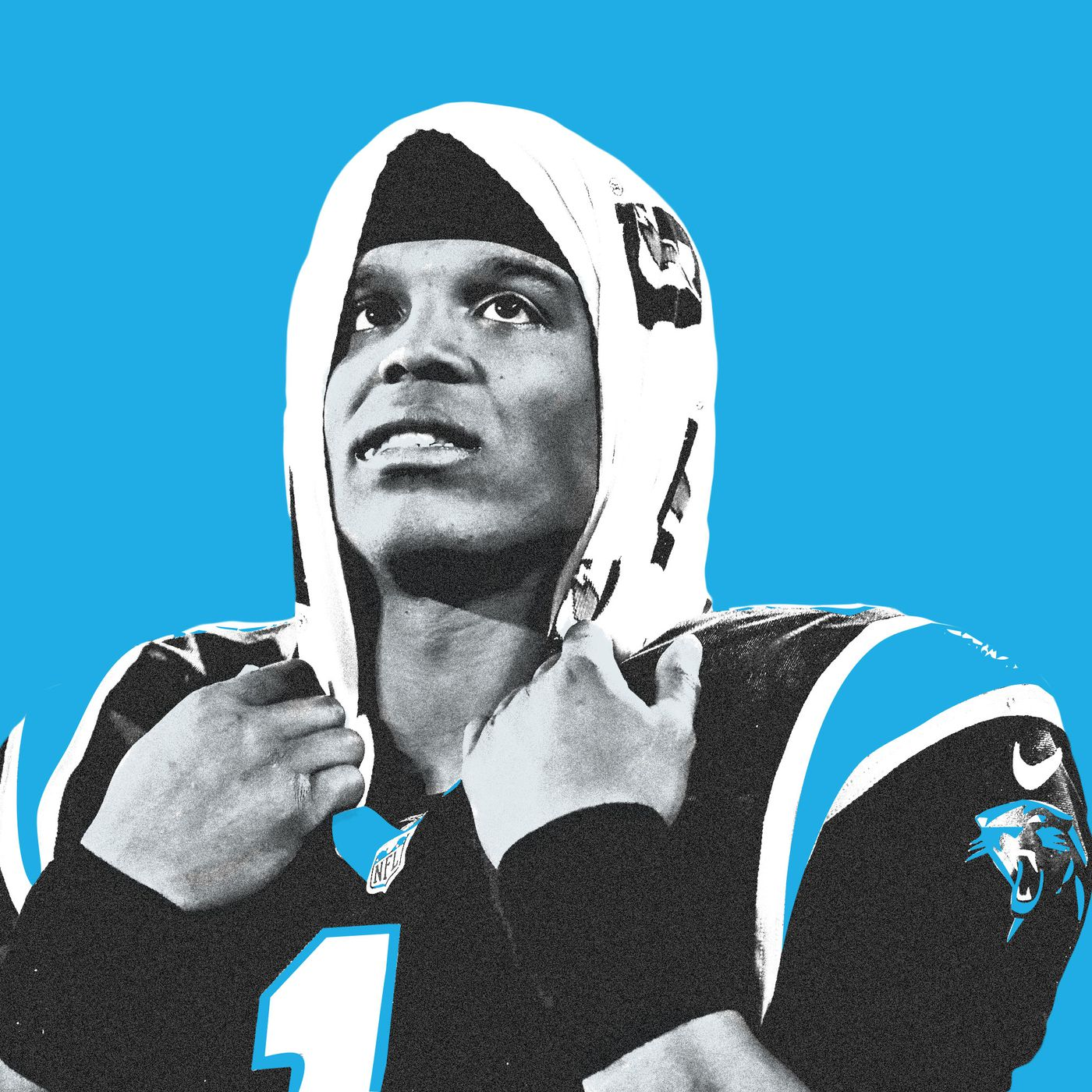 3ae468a6 The Fate of the Panthers Is Resting on Cam Newton's Bum Shoulder ...