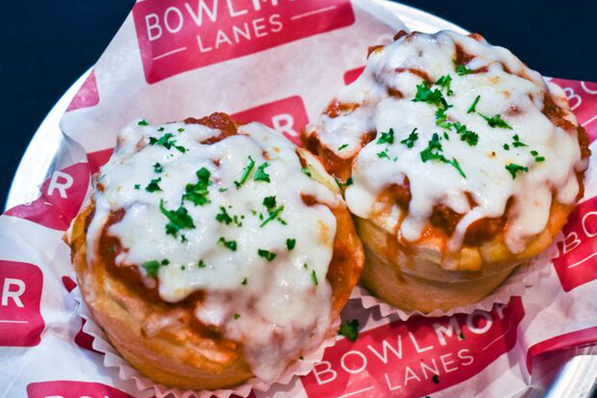 bowl a strike inhale a pizza cupcake at bowlmor eater dc