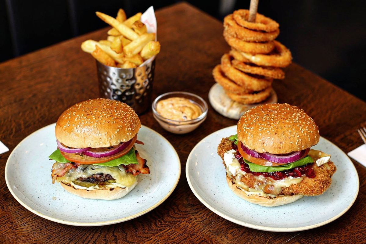 burger chain gbk could follow byron jamie s italian and carluccio s eater london. Black Bedroom Furniture Sets. Home Design Ideas