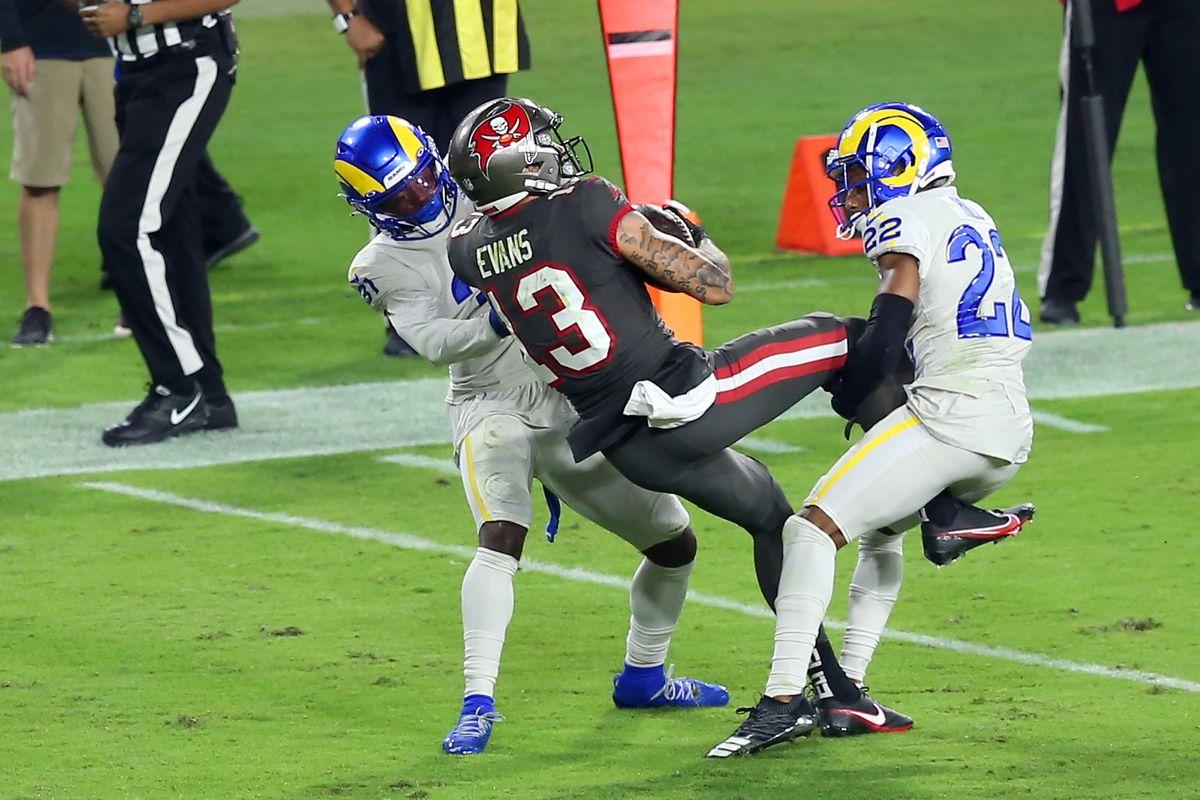 NFL: NOV 23 Rams at Buccaneers