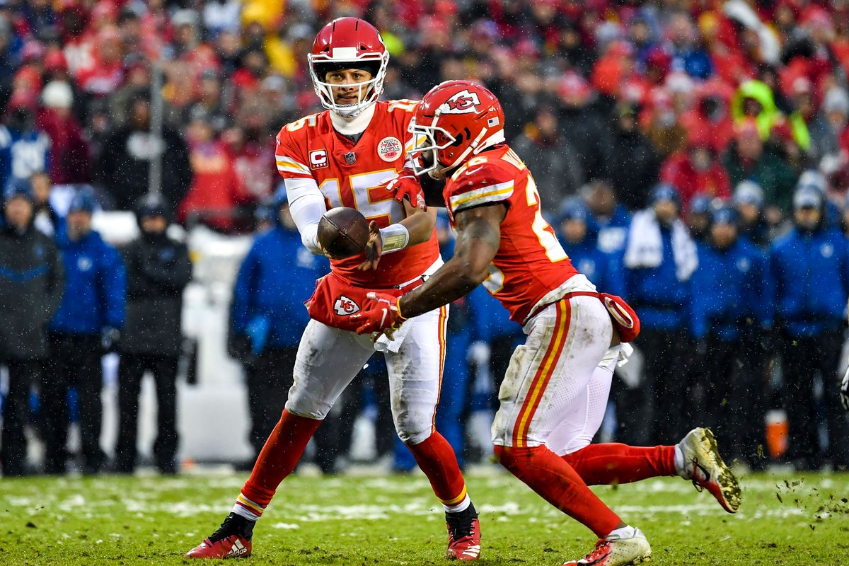 brand new 1d35a 016d3 2019 AFC Championship Game  Advanced stats show just how good the Chiefs  offense is