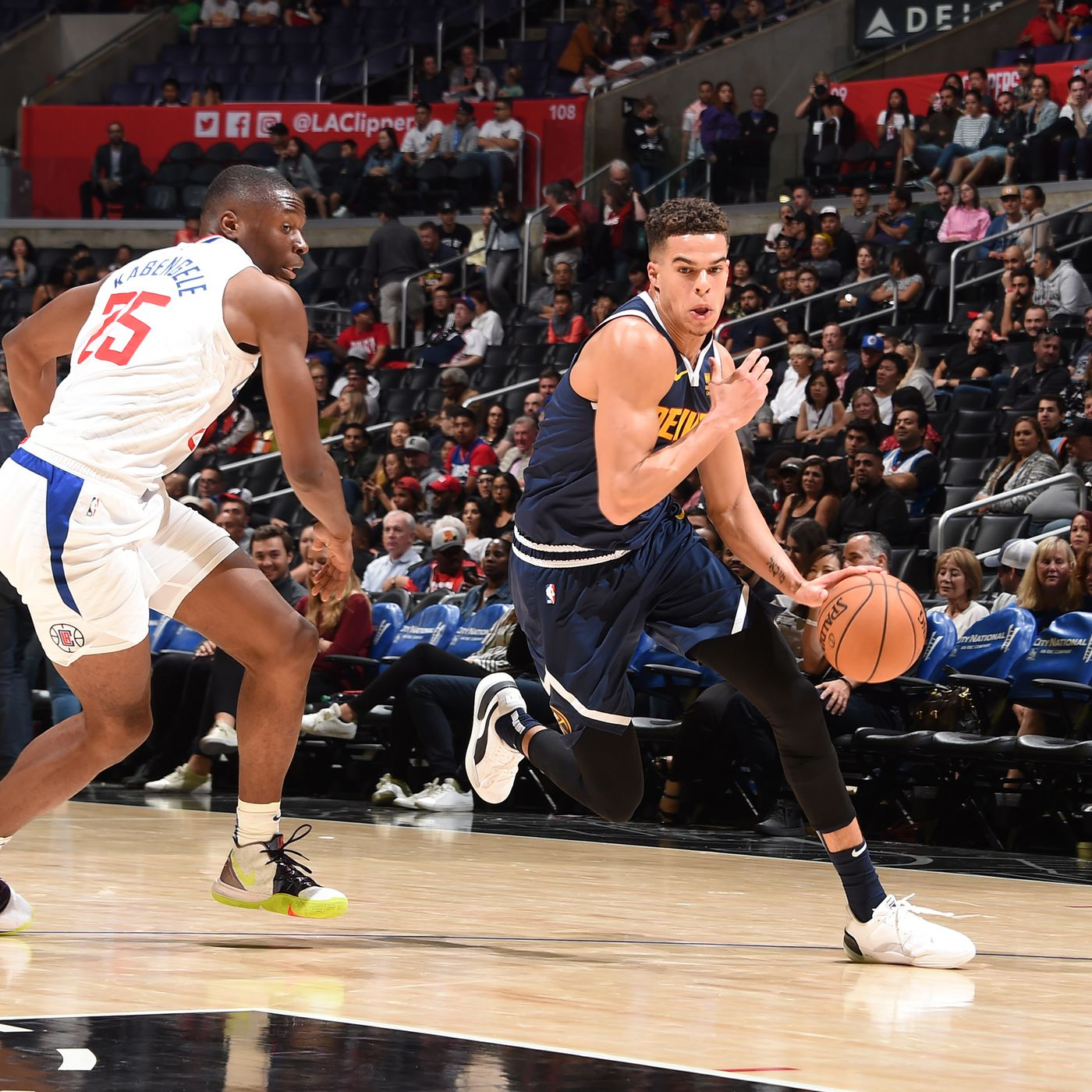 Clippers Vs Nuggets Preview Clippers Face Major Test In