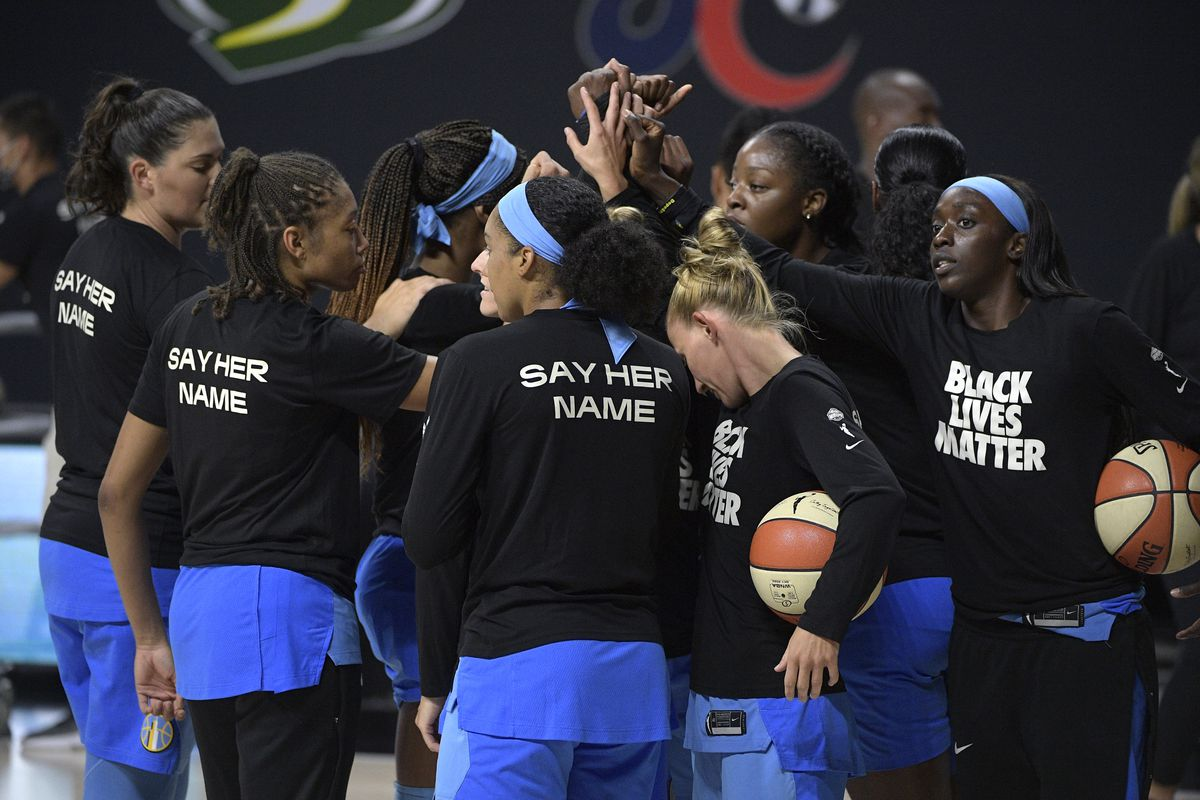 WNBA season a success despite coronavirus and social upheavals - Chicago Sun-Times
