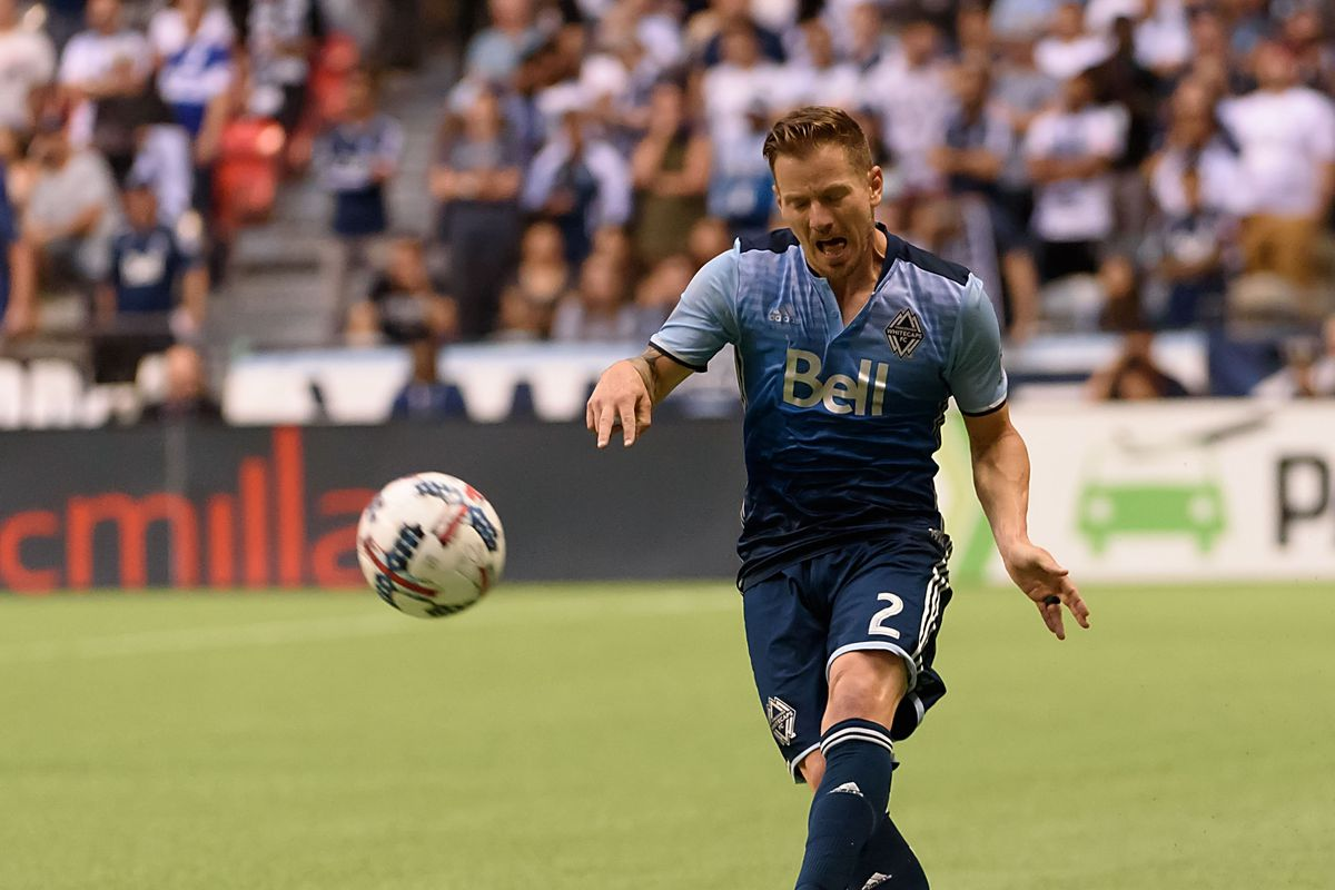 Ex-Union left back Jordan Harvey is one of almost 190 players available in the upcoming drafts or through free agency.