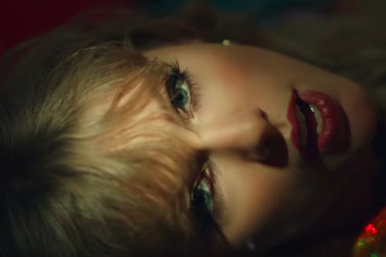 i have something to say about every frame of the new taylor swift video