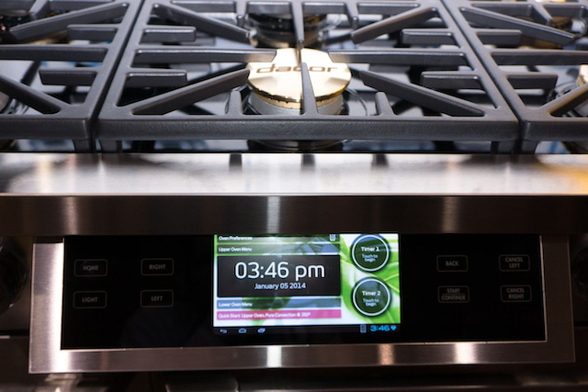Dacor S Smart Oven Range Lets A Smartphone Control Your