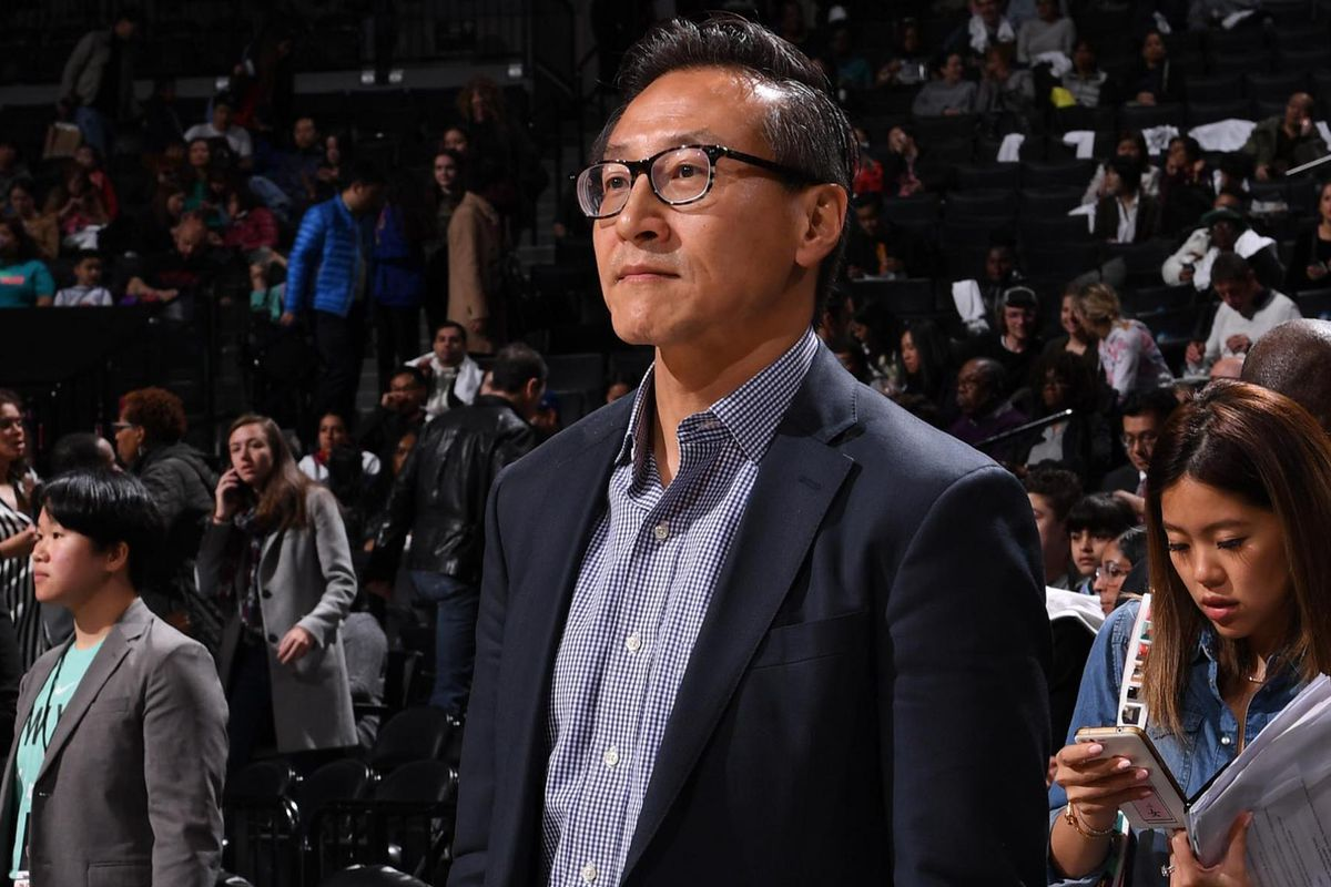 JOE TSAI CLOSES ON NETS, BARCLAYS; HIRES DAVID LEVY AS CEO ... AND PREPARES FOR HIGHER STAKES