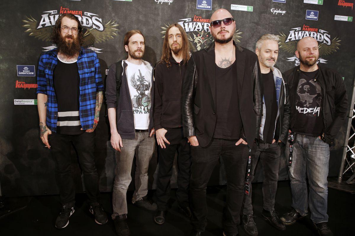 Metal Hammer Awards 2015