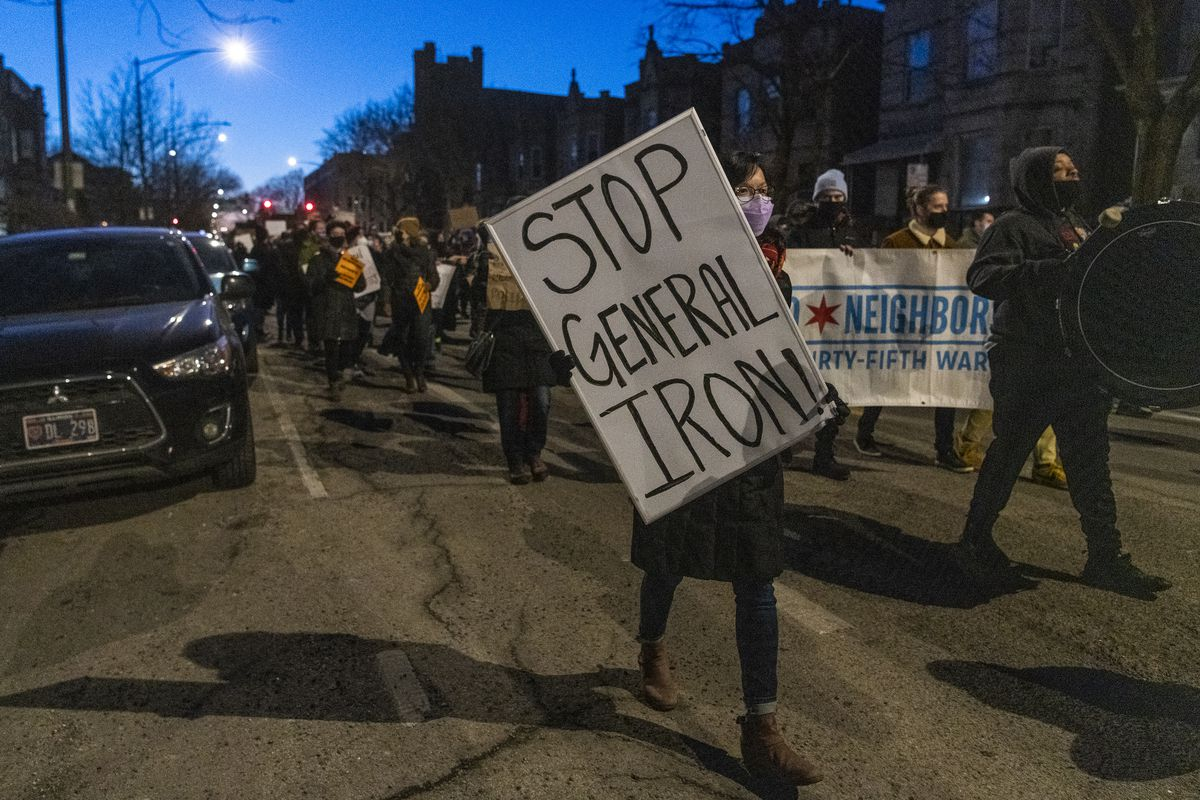 The relocation of General Iron to the Southeast Side has been fought by activists who say that the city also needs to change its zoning and land-use policies.
