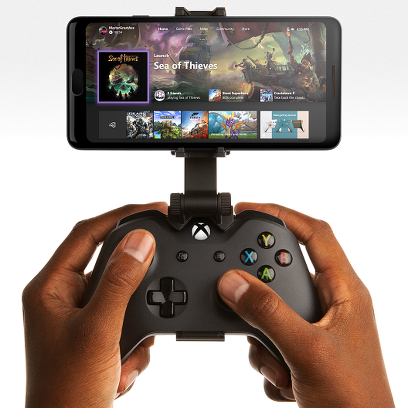 Xbox One Testers Can Now Stream Any Game To An Android Phone The Verge