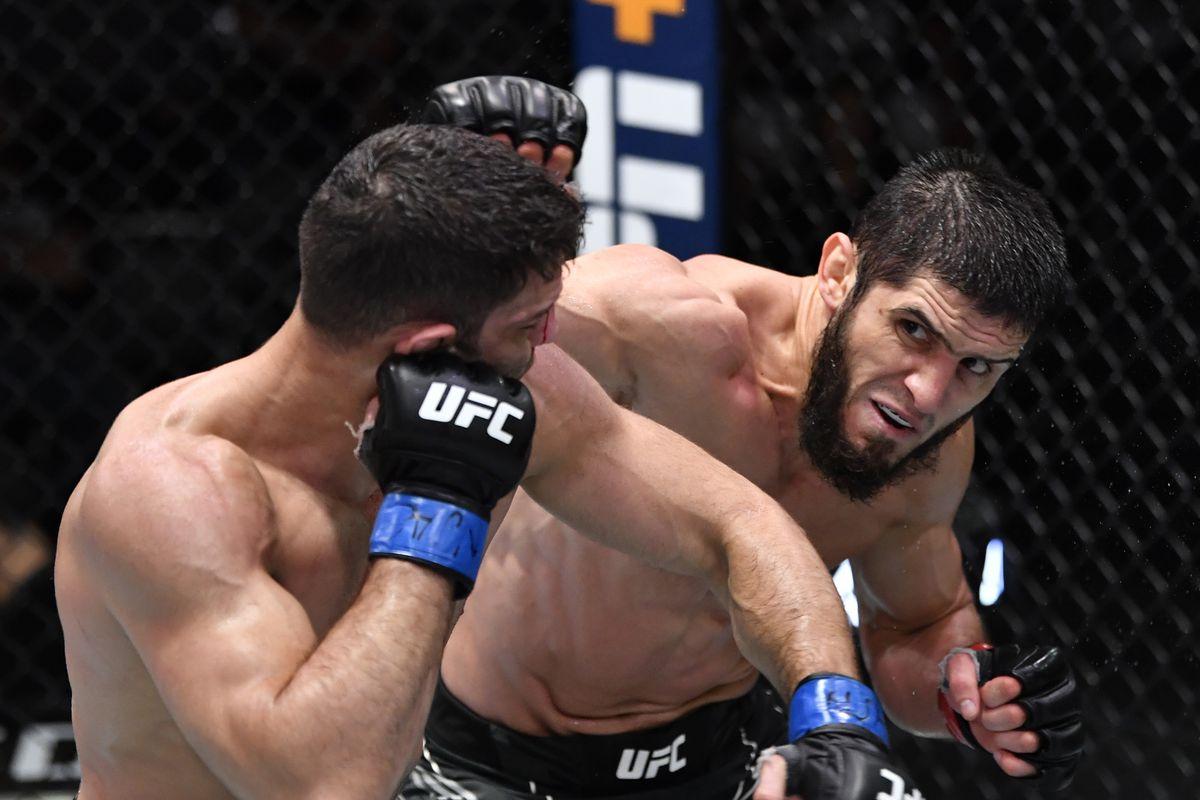 UFC Fight Night: Makhachev v Moises