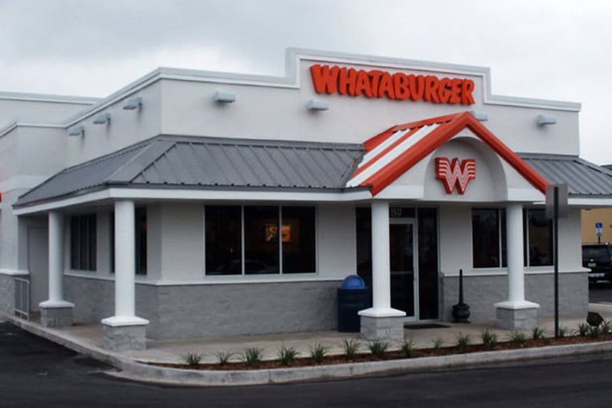 Whataburger in Lytle