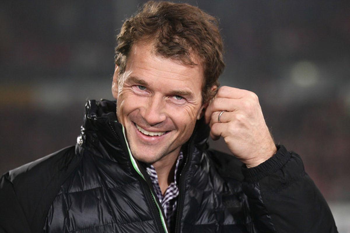 Nice jacket, Jens.