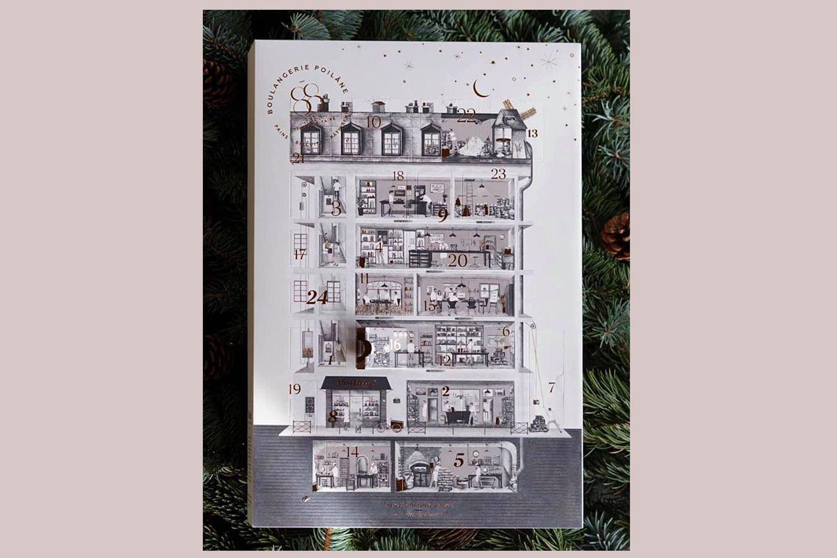 The Poilane bakery advent calendar