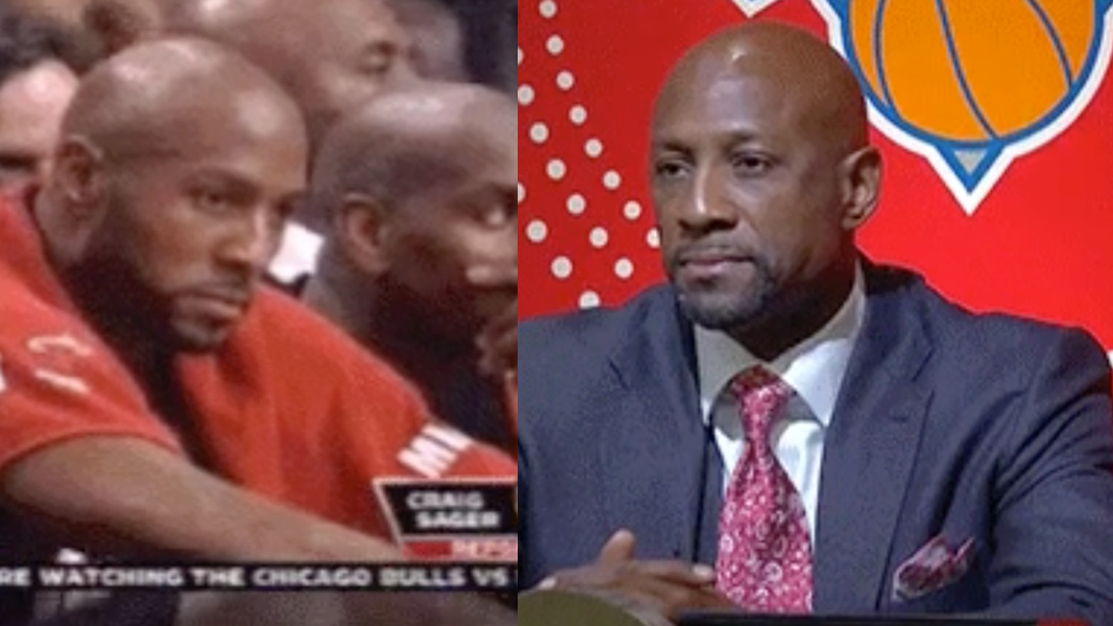 Alonzo Mourning is still shaking his head in 2017 at the NBA draft