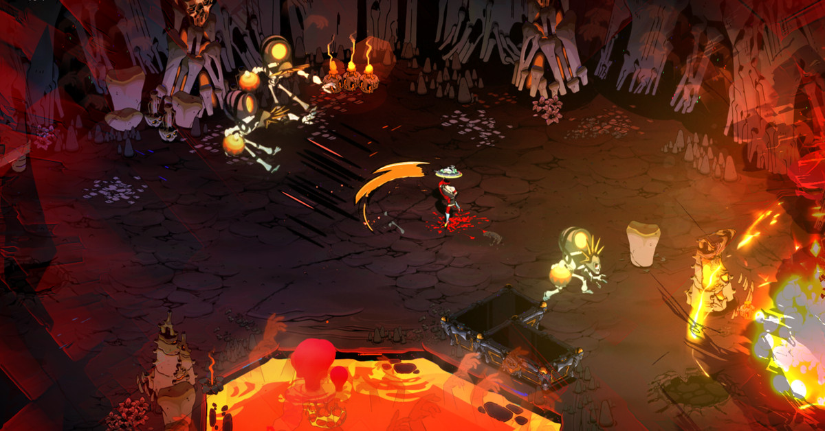 Hades turns death into a chance to try something new – The Verge