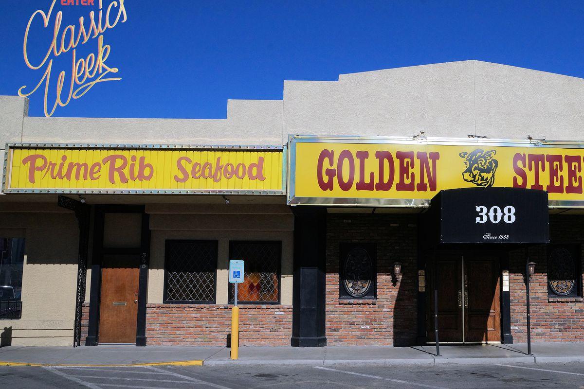 Golden Steer
