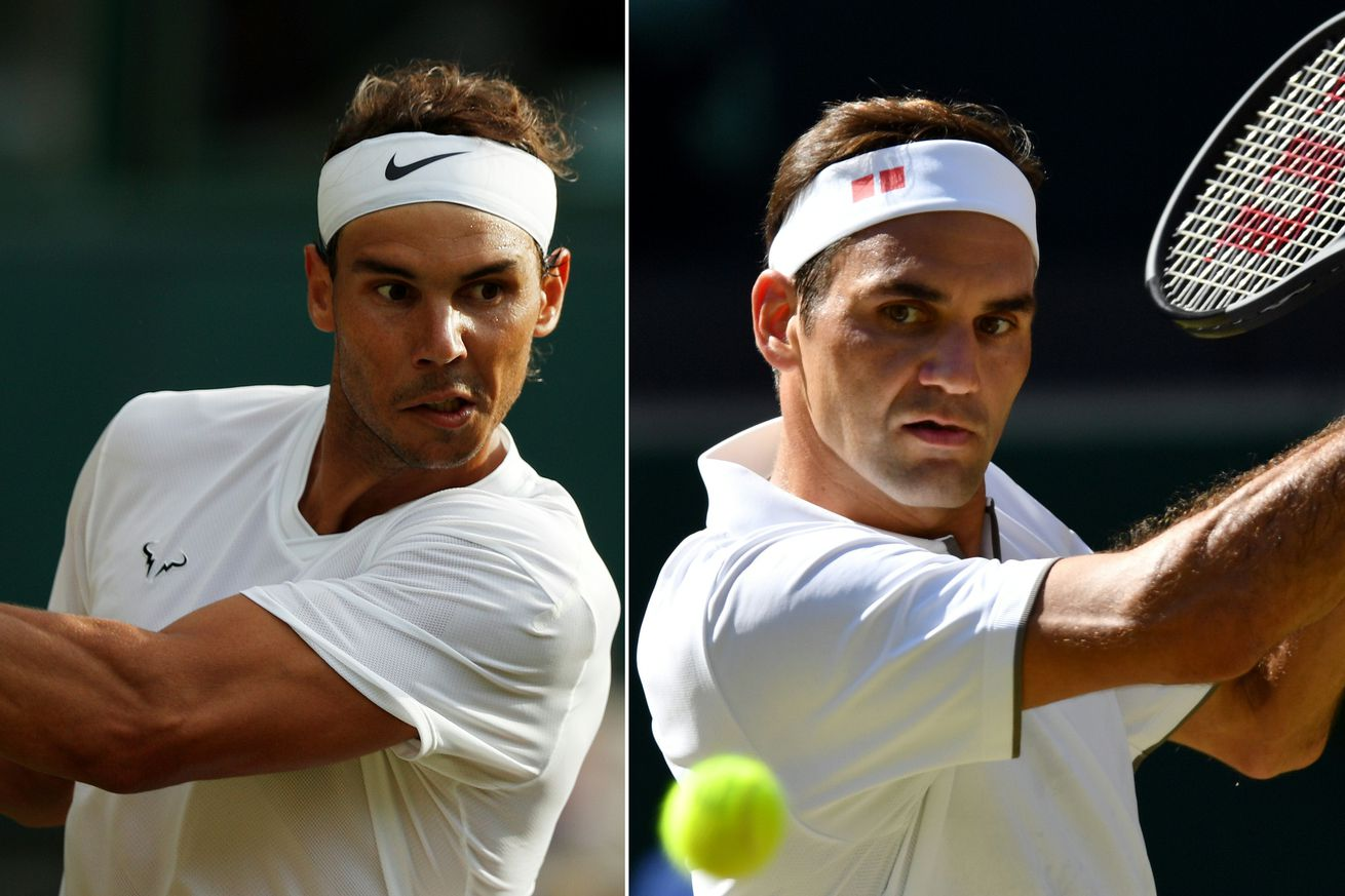 1155053019.jpg.0 - Wimbledon semis are the perfect place for the Federer-Nadal rivalry