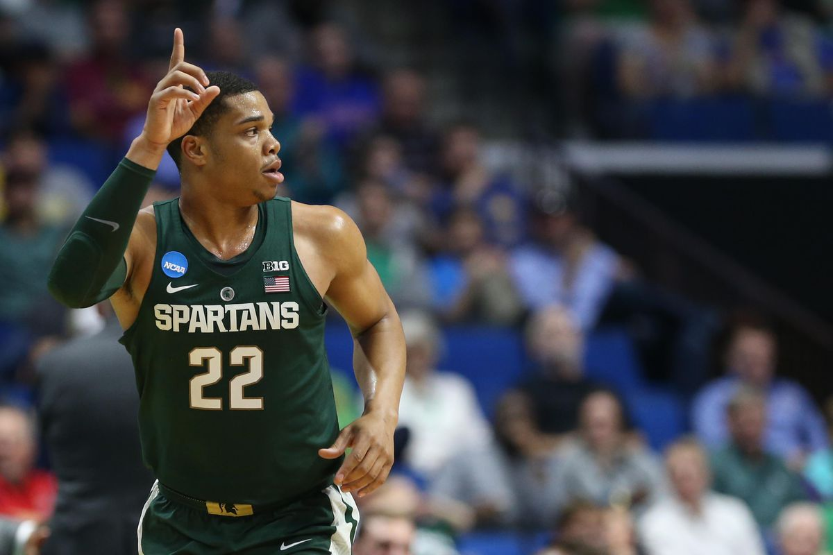 best service 9c14e 6e921 Miles Bridges selected as preseason Player of the Year - The ...