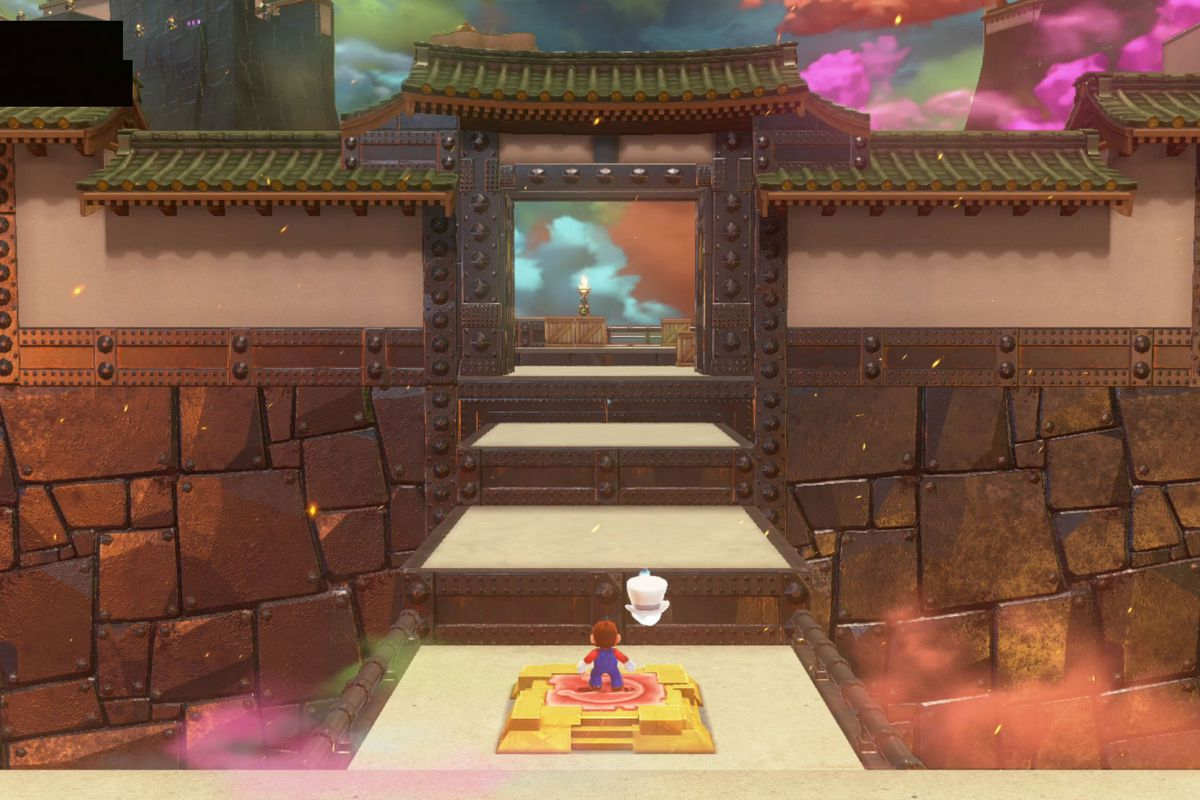 Super Mario Odyssey guide: Bowser's Kingdom all power moon locations