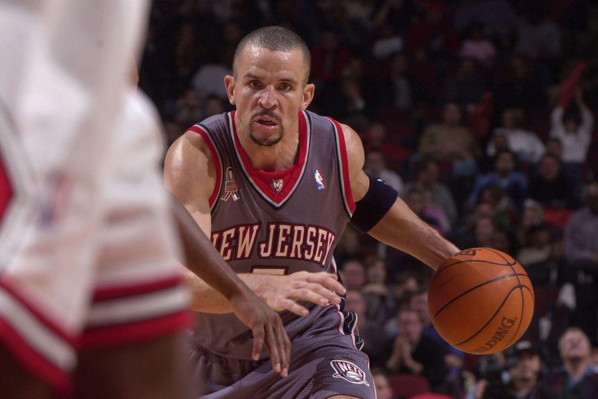 Kidd goes upcourt