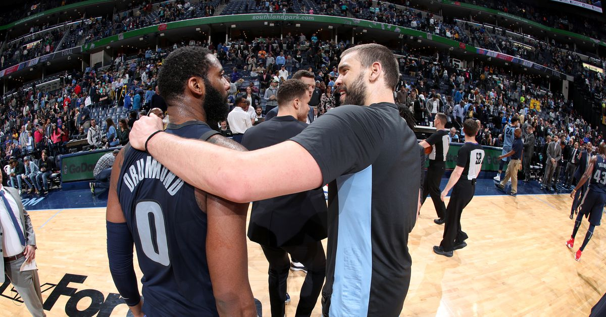 Lakers Rumors: Andre Drummond will start over Marc Gasol - Silver Screen and Roll