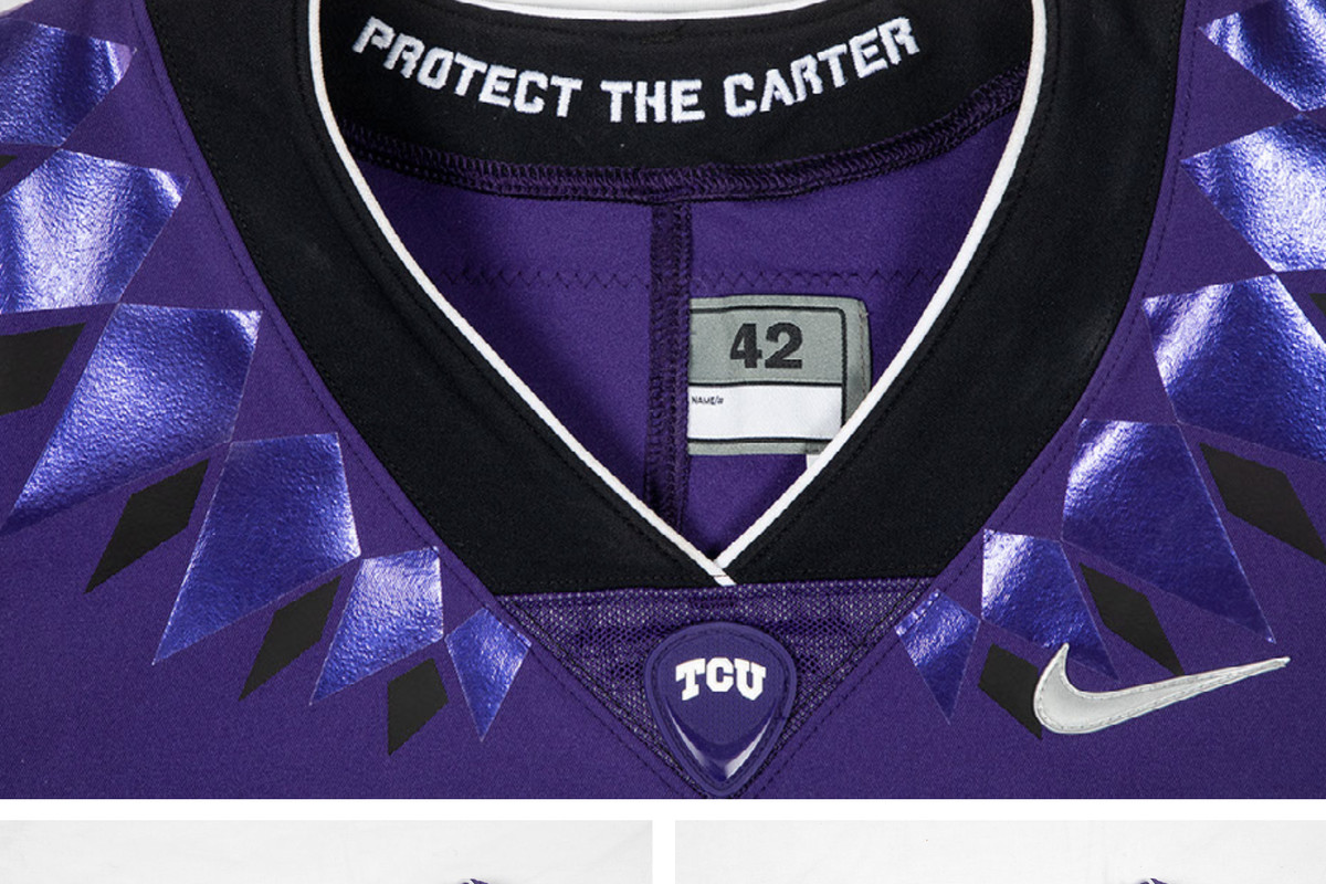 TCU Football revealed their uniforms Wednesday. Here s what people ... 9a3233ea5