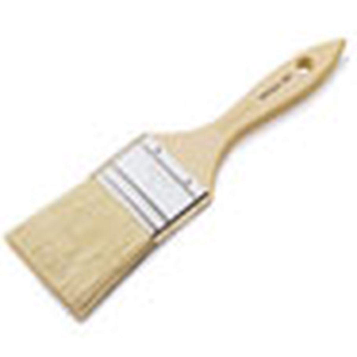 Natural-bristle chip brush